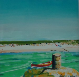 Scarinish Harbour, Tiree