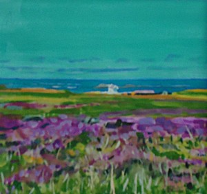 Heather, Ruaig, Isle of Tiree