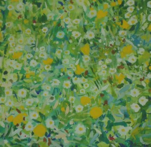 Buttercups and Daisies, Isles of Tiree